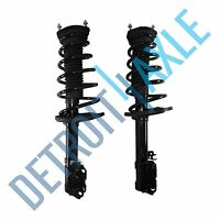 For Toyota Camry Lexus ES330 04-06 Pair of Rear Struts w// Coil Springs FCS Set