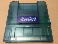 Super Famicom SFC Super Game Boy 2 Japan Import Video game SNES Nintendo Used FS