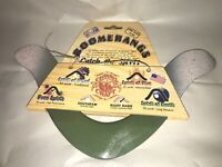 Channel Craft Boomerang Catch The Spirit of Wind 25 Yards Made in USA Birch Wood 746887141022 for sale online