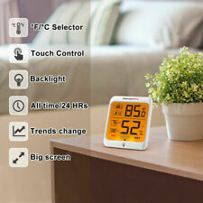 ThermoPro TP53 Digital LCD Indoor Hygrometer Thermometer Humidity Meter No box