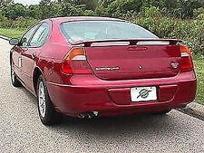 UNPAINTED CHRYSLER 300M CUSTOM STYLE 3 POST SPOILER 1999-2004