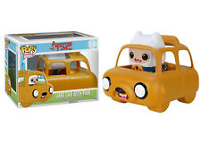 FUNKO POP RIDES: ADVENTURE TIME JAKE CAR WITH FINN