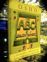 OSHO: THE ABC OF ENLIGHTENMENT ~ 1ST SC EDN 2004 ~ ZEN OCCULT ESOTERIC TANTRA