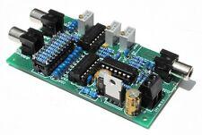 Linkwitz-Riley 2-Way Active Crossover Kit - 24dB/Octave - Electronic Kit