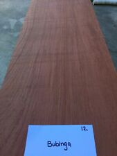 Kiln-Dried Bubinga 38-3/8� X 11-3/4� X 15/16� (12)