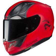 CASCO HJC RPHA 11 DEADPOOL 2 MARVEL MC1SF taglia M