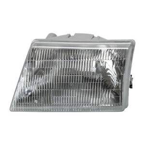 Headlight Assembly Left TYC 20-5656-00
