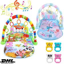 Krabbeldecke Spielbogen Baby Musik Decke Spielmatte Musikmatte Spielzeug 2Wahl S
