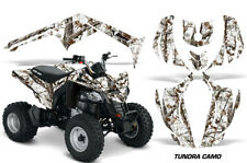 ATV Decal Graphic Kit Wrap For Can-Am DS250 DS 250 Bombardier 2006-2016 TUNDRA