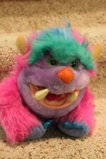 MY PET MONSTER 1986 AMTOY PLUSH WOGSTER