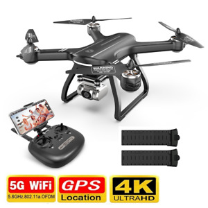 Holy Stone HS700D RC Drone With 4K HD Camera Brushless Motor FPV GPS Quadcopter