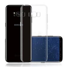 Handy Hülle Samsung Galaxy S8 S7 S6 Edge Plus S5 Schutzhülle Silikon Case Cover