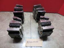 Nakamura Cnc Lathe Nmtx Turret Tool Holder Holding C21479 3 Block Tw 10
