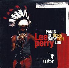 "LEE PERRY ""Panic In Babylon"" CD PROMO SLIPCASE"