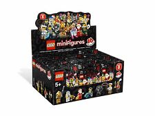 New Factory Sealed LEGO 8833 Box/Case of 60 Minifigures Series 8