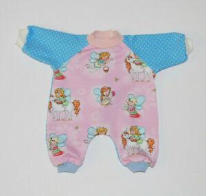 Puppenschlafanzug,Strampler,für 36cm große Puppen Babypuppen Puppenkleidung neu