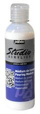 Pebeo Studio Acrylic Auxiliaries Pouring Medium 250ml