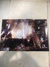 "Kiss Magazine Centerfold Poster 16x11"""