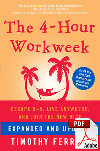 The 4-Hour Workweek by Tim Ferriss DOWNLOAD