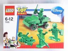 LEGO 7595 TOY STORY  ARMY MEN ON PATROL Retired NISB Factory Sealed white box