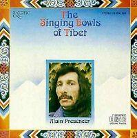 Alain Presencer - Singing Bowls of Tibet [CD]