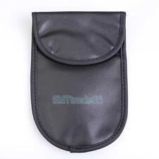 RF Signal Blocker Anti-Radiation Shield Case Bag Pouch for Cell Phone GPS Black
