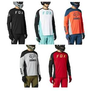 Fox Defend LS Jersey SP21 - Long Sleeve Mountain Bike Top Enduro Downhill MTB
