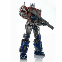 IN STOCK Transformable WJ M09 M-09 Optimus Prime OP Action Figure