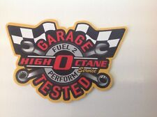 Snap-On Tools Tool Box Sticker Decal Garage Tested High Octane New