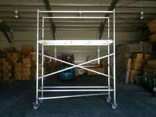 Aluminium Scaffolding Set W0.73m L2.5m H3.23m Scaffold
