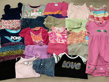 Huge Girls Summer clothing Lot Size 6 EUC outfits shorts shorts dresses
