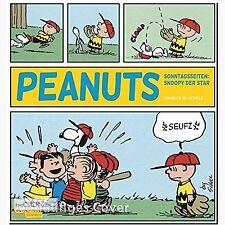 Peanuts Sonntagsseiten Snoopy on Star! Charles M. Schulz Carlsen FUNNY COMIC NEU