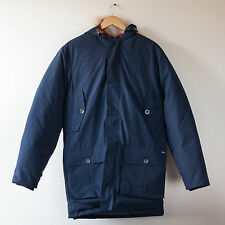 Woolrich Artic Parka Arctic Duck Down 550 Fill Deep Navy Blue Mens XXL / 2XL