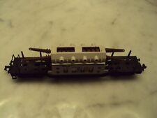 Arnold Rapido -  Tiefladewagen mit Trafo  Nr. 0491 Spur N Generator Wagon