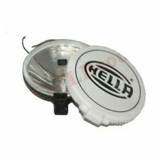 Universal Hella Comet 500 Driving Lamp White Spot Light With Cover & Bulb