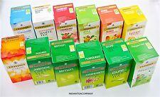 TWININGS Infusiones FRUTA Herbal y verde Bolsitas de té Variedad Paquete 12 CAJA