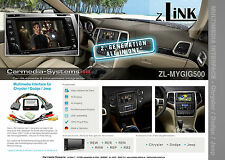 Multimedia Interface AV Rückfahrkamera TV CHRYSLER Dodge Jeep MYGIG