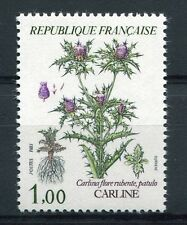 France 1983, Stamp 2266, Flowers, Carline, New**