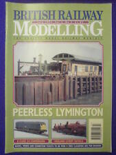 British Railway Modelling - LYMINGTON - July 1994 v2 #4