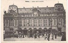 paris  gare saint-lazare