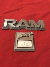 Dodge Ram 50 Emblems. (433)