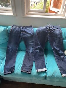 Edwin Jeans 2 Pairs Used