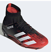 Brand New Red Adidas predator Firm Ground 20.3 football boots size UK 5.5 US 6