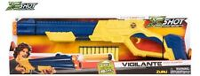 X2 X SHOT BLASTER GUN DART SHOOTER FOAM GREEN BOYS TOY WITH 10 DARTS XMAS GIFT