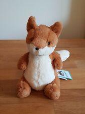 Jellycat Pipsy Fox BNWT