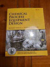 Chemical Process Equipment Design, Turton Shaeiwitz