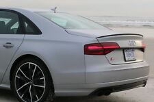 Audi A4 8W2, B9 Sport S line Boot lip Spoiler Wing UK Seller Fast Delivery