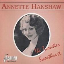 The Twenties Sweetheart 5013727254224 by Annette Hanshaw CD