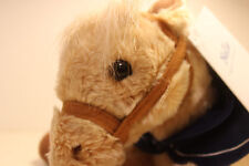 WELLS FARGO PLUSH TOY PONY NEW WESTERN COWBOY STAGECOACH 2015 HORSE STUFFED NAG