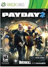 Payday 2 Xbox 360 New Xbox 360, Xbox 360